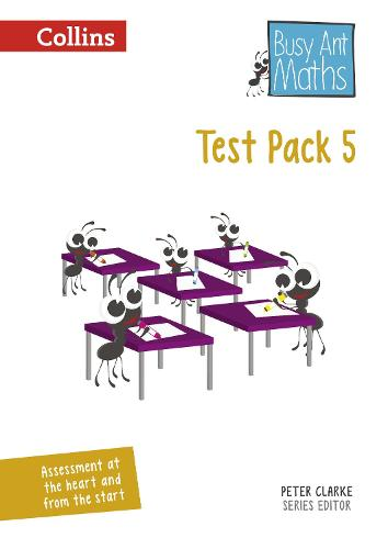 Test Pack 5 - Busy Ant Maths (Paperback)