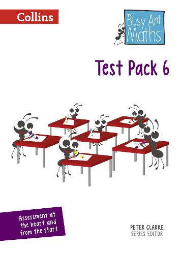 Test Pack 6 - Busy Ant Maths (Paperback)