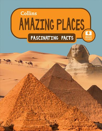 Amazing Places - Collins Fascinating Facts (Paperback)
