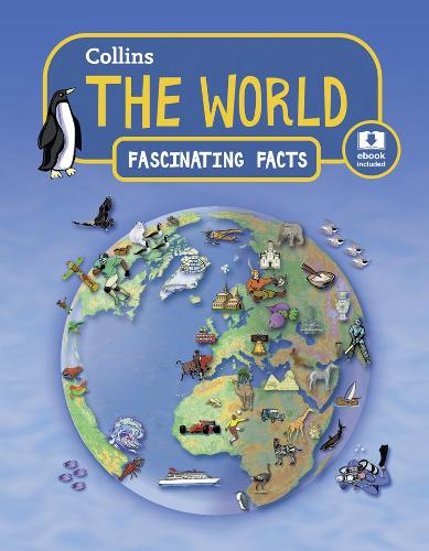 The World - Collins Fascinating Facts (Paperback)