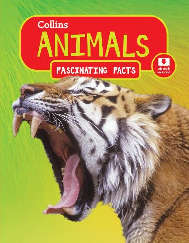 Animals - Collins Fascinating Facts (Paperback)