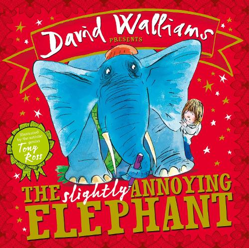 The Slightly Annoying Elephant (Board book)