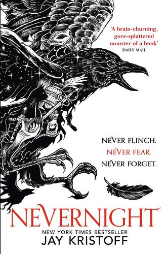 Image result for nevernight jay kristoff uk