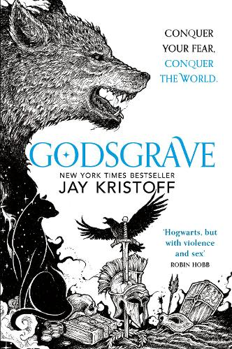 Godsgrave - The Nevernight Chronicle 2 (Paperback)