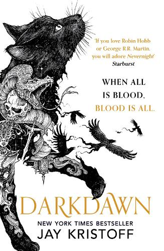 Darkdawn - The Nevernight Chronicle Book 3 (Paperback)