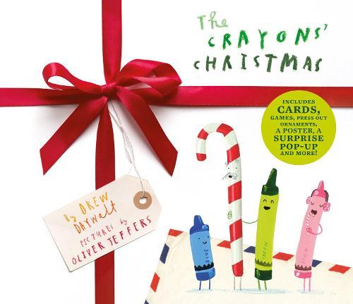 The Crayons' Christmas (Hardback)