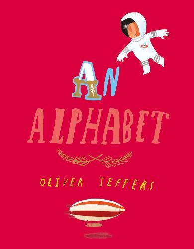 An Alphabet (Board book)