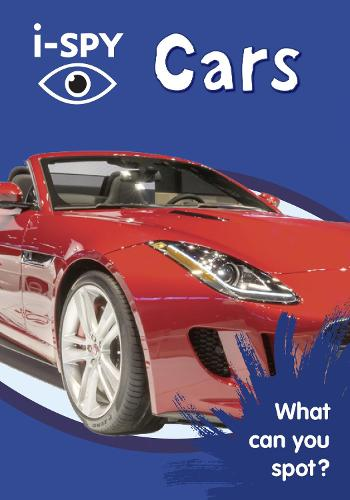 i-SPY Cars: What Can You Spot? - Collins Michelin i-SPY Guides (Paperback)