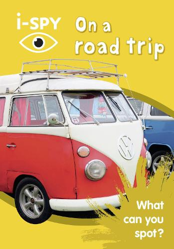 i-SPY On a road trip: What Can You Spot? - Collins Michelin i-SPY Guides (Paperback)