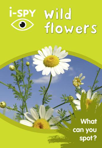 i-SPY Wild Flowers: What Can You Spot? - Collins Michelin i-SPY Guides  (Paperback)
