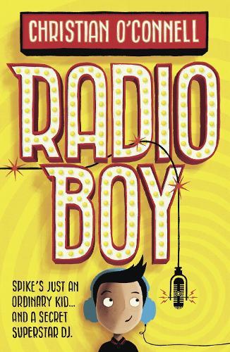 Radio Boy - Radio Boy 1 (Paperback)