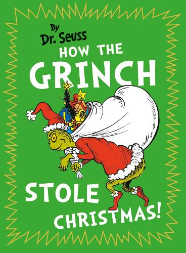 How the Grinch Stole Christmas! Pocket Edition - Dr. Seuss (Hardback)
