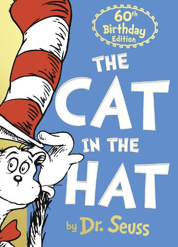 The Cat in the Hat - Dr. Seuss (Paperback)
