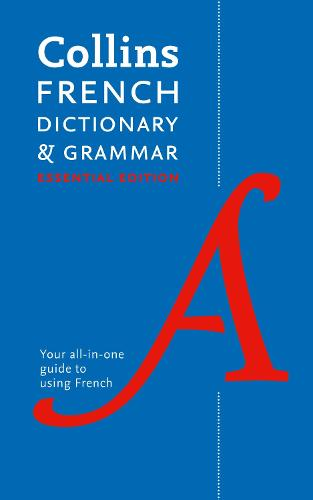 Collins French Essential Dictionary and Grammar: Two Books in One (Paperback)