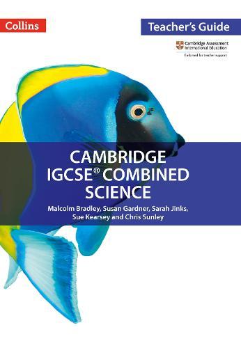 Cambridge IGCSE (R) Combined Science Teacher Guide - Collins Cambridge IGCSE (Paperback)