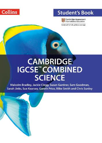 Cambridge IGCSE (TM) Combined Science Student's Book - Collins Cambridge IGCSE (TM) (Paperback)