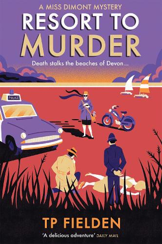 Resort to Murder - A Miss Dimont Mystery 2 (Paperback)