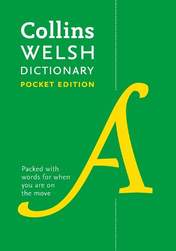 Collins Spurrell Welsh Pocket Dictionary: The Perfect Portable Dictionary (Paperback)