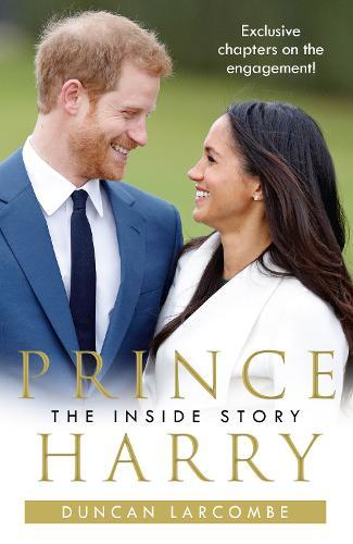 Prince Harry: The Inside Story (Paperback)
