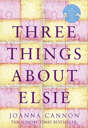 Three Things About Elsie (Hardback)