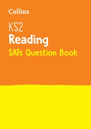 KS2 Reading SATs Question Book: 2019 Tests - Collins KS2 Revision and Practice (Paperback)