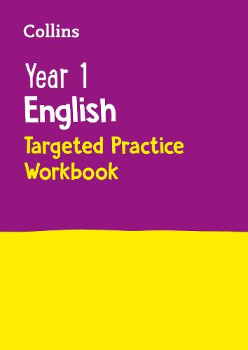Year 1 English Targeted Practice Workbook: Ideal for Use at Home - Collins KS1 Practice (Paperback)