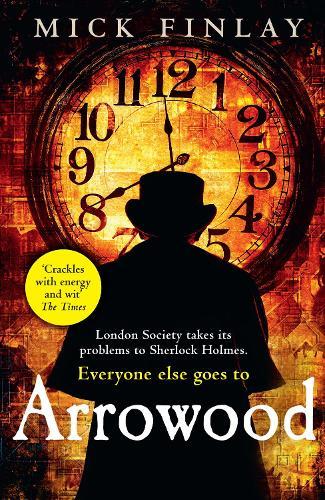 Arrowood - An Arrowood Mystery 1 (Paperback)