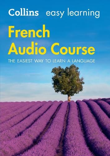 Easy Learning French Audio Course: Language Learning the Easy Way with Collins - Collins Easy Learning Audio Course (CD-Audio)