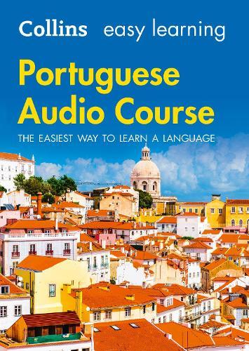Easy Learning Portuguese Audio Course: Language Learning the Easy Way with Collins - Collins Easy Learning Audio Course (CD-Audio)