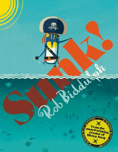 Cover of the book, Sunk!.