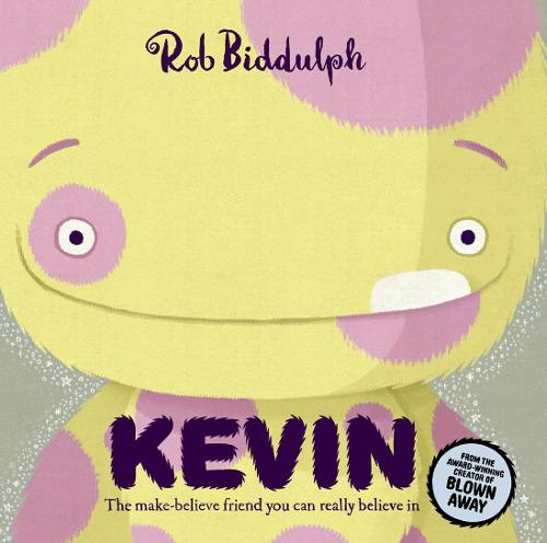 Cover of the book, Kevin.