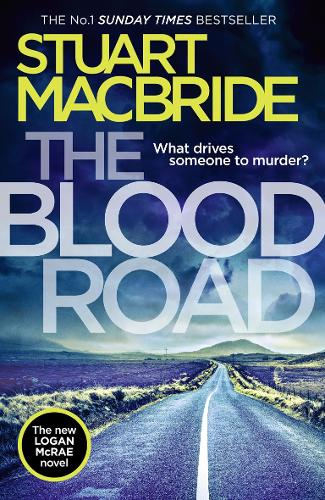 The Blood Road - Logan McRae 11 (Hardback)