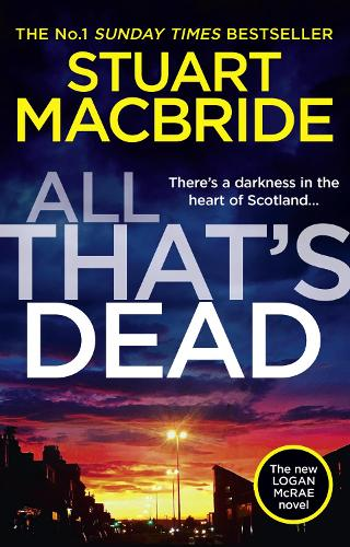 All That's Dead - an evening with crime author Stuart MacBride