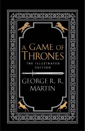 A Game of Thrones - A Song of Ice and Fire (Hardback)