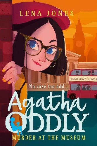 Murder at the Museum - Agatha Oddly Book 2 (Paperback)