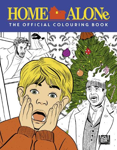 Home Alone: The Official Colouring Book (Paperback)