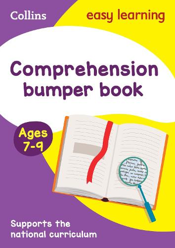 Comprehension Bumper Book Ages 7-9 - Collins Easy Learning KS2 (Paperback)