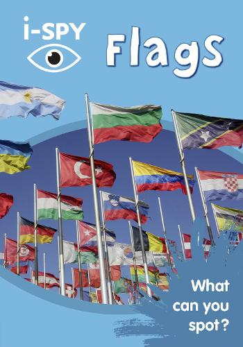 i-SPY Flags: What Can You Spot? - Collins Michelin i-SPY Guides (Paperback)
