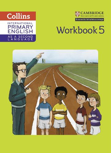 International Primary English as a Second Language Workbook Stage 5 - Collins Cambridge International Primary English as a Second Language (Paperback)