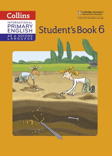 International Primary English as a Second Language Student's Book Stage 6 - Collins Cambridge International Primary English as a Second Language (Paperback)