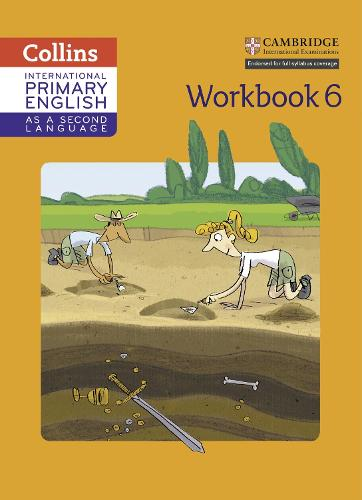 Cambridge Primary English as a Second Language Workbook Stage 6 - Collins International Primary English as a Second Language (Paperback)