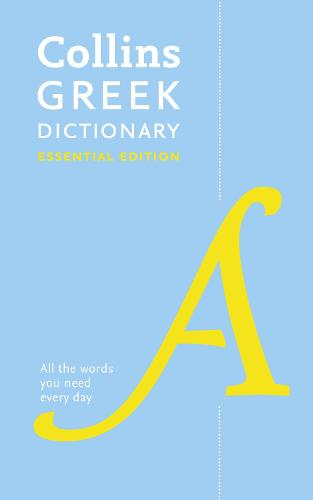 Collins Greek Essential Dictionary (Paperback)