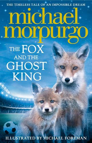 The Fox and the Ghost King (Paperback)