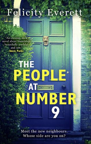 The People at Number 9 (Hardback)