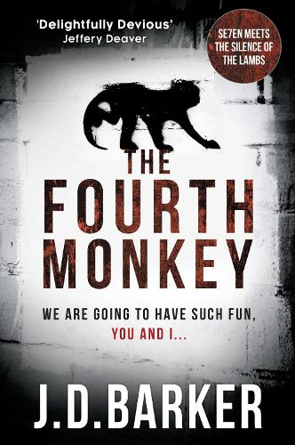 The Fourth Monkey: A Twisted Thriller - Perfect Edge-of-Your-Seat Summer Reading - A Detective Porter novel (Hardback)