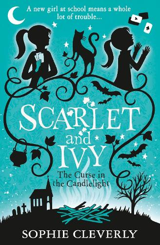 The Curse in the Candlelight - Scarlet and Ivy 5 (Paperback)