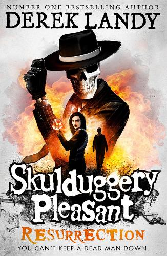 Resurrection - Skulduggery Pleasant 10 (Paperback)