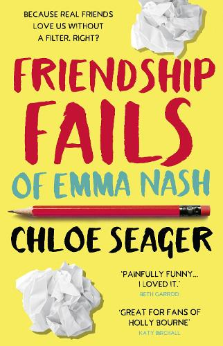 Friendship Fails of Emma Nash (Paperback)