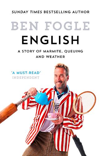 English: A Story of Marmite, Queuing and Weather (Paperback)
