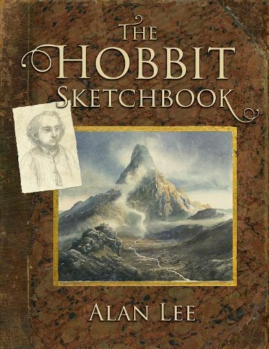 The Hobbit Sketchbook (Hardback)